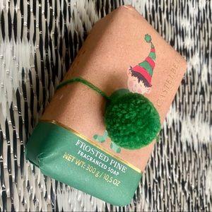 3/30 or FREE 🎁 Pine Fragrant Christmas Soap Bar